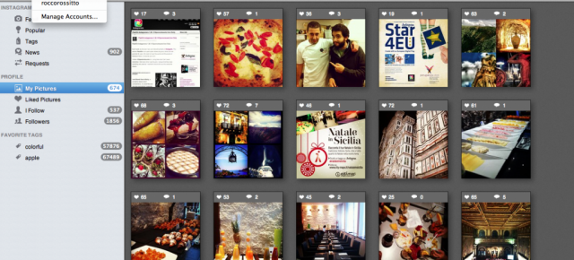Instadesk lancia i multiple accounts su Instagram
