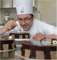 Fabrizio Galla. Virtuoso del cioccolato.