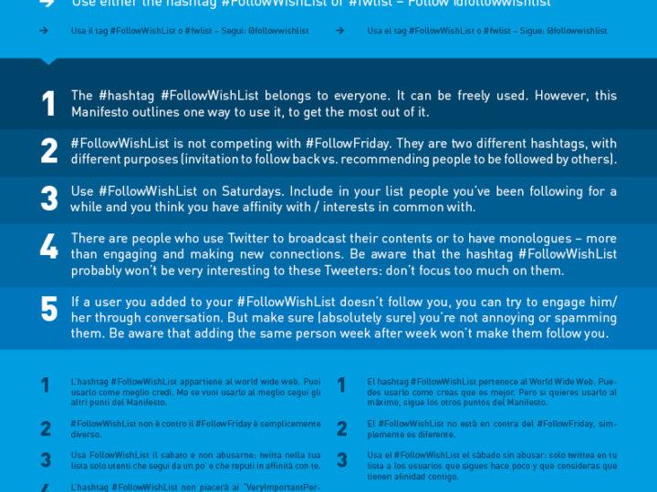 #followwishlist – #fwlist