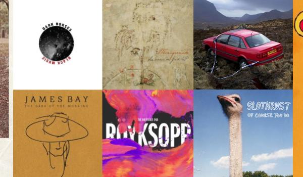 La playlist di fine anno di #unacosaalgiorno