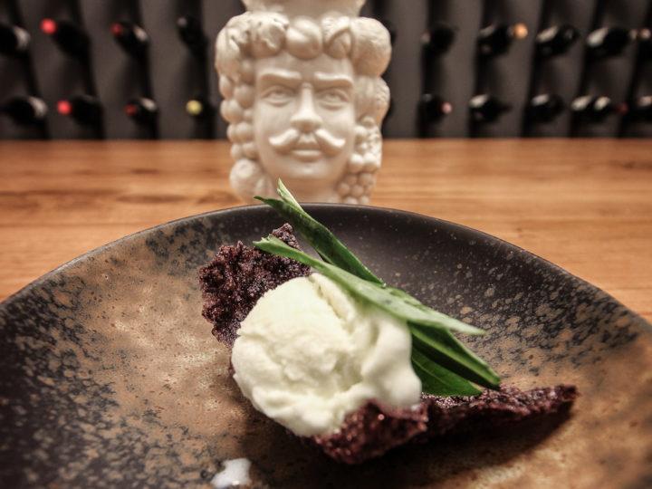 Il menù di primavera di Sabir Gourmanderie a Zafferana Etnea